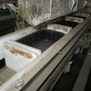 3167 Record flow pack for trays  with NEWTEC multi weigher