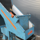 5354 EMVE automatic weigher with double feeding belts