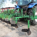 3429 Juko Ekengårds potato ridger 4row