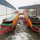 3483 Miedema TAT 161 70 double conveyor belt