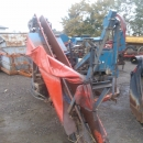 3507 Asa-Lift leek harvester 1 row with bunker