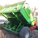 3521 Ekengards 4730 potato planter 4 row