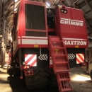 3614 Grimme Maxtron 620 beet harvester 6 row