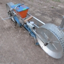 3619  Nibex mini seeding drill hand drawn