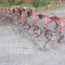 3624 Kongskilde row crop cleaner 10 rows