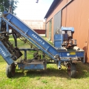 3631 Asa-Lift swedes harvester 1 row with elevator
