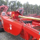 3637 Dewulf RDS 2 row potato harvester