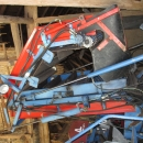3640 Asa-Lift carrot harvester T-200 2 row with elevator