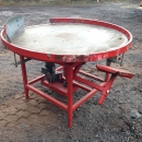 3676 EKKO rotating bag table 135 cm