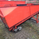 3689 EKKO Feeding conveyor bunker