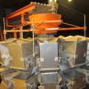 3708 Ishida multi head weigher 14 head with vertical bagger