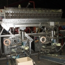 3731 Newtec 2014XBD multi head weigher complete packaging line