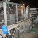 3732 Newtec 3013MD multi head weigher and packaging line för trays