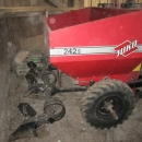 3774 Juko potato planting machine 2 row