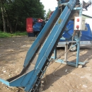 3776 Emve big bag filler with automatic fall breaker