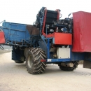 3327 Asa-Lift selfpropelled  carrot harvester 2 rows