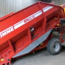 3787 Grimme RH 24-45 receiving hopper