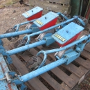 3798 Nibex 300 seeding machine 3 row