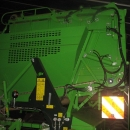 3801 AVR spirit 8200 2 row potato harvester