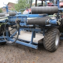 3803 Asa-Lift MK-1000 cabbage harvester