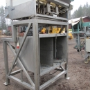 3808 Newtec 2009G multi head weigher for carrots