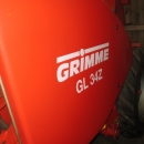 3811 Grimme GL34 Z potato planter with fertilizer