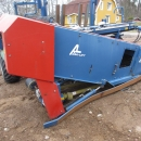 3827 ASA-LIFT cabbage harvester