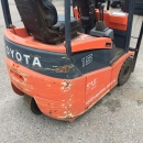 3846 Toyota forklift 1.5 ton year 2008 only 1930 hours