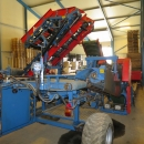3869 Asa-Lift cabbage harvester with elevator MK-1000E