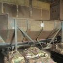 3875 EMVE screen grader line for potato/onion year 2009