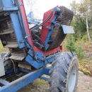 3895 Asa-Lift carrot harvester 1 row with bunker T-120B