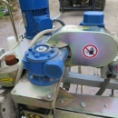 3918 Tong stitching line sewing line with Fischbein stitcher