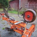 3964 Checchi & Magli disc ridger 4 row