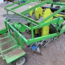 3974 Hortus transplanter 3 row
