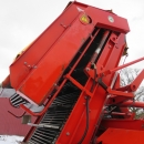 3982 Grimme DL1500 onion harvester loader