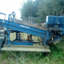 3105 ASA-LIFT cabbage harvester