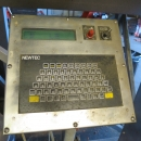 4032 Newtec 3009 weigher with bagging line for carrots