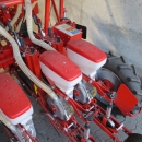 4035 Gaspardo onion seeder / vegetable seeder pneumatic 7 row