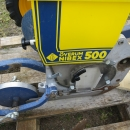 4049 Nibex 500 seeding machine with plastic layer