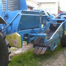 3333 BOLKO onion loader with bunker