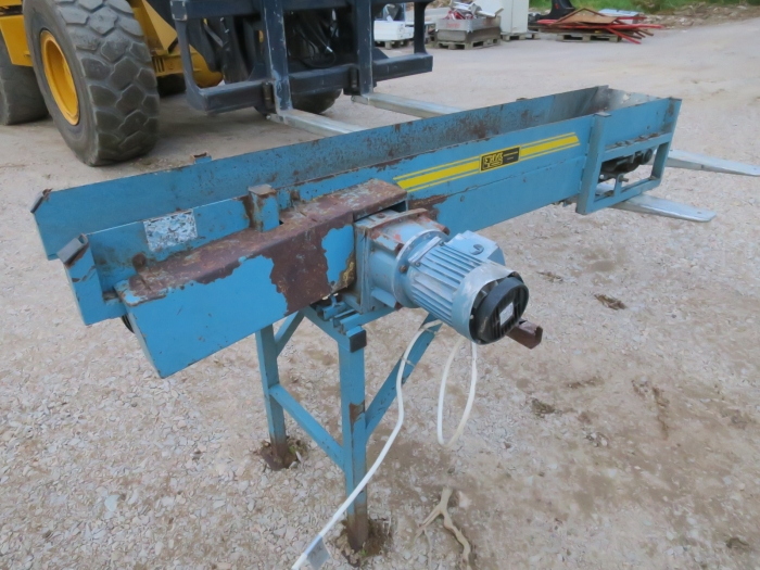4142 EMVE conveyor 1900x250 mm