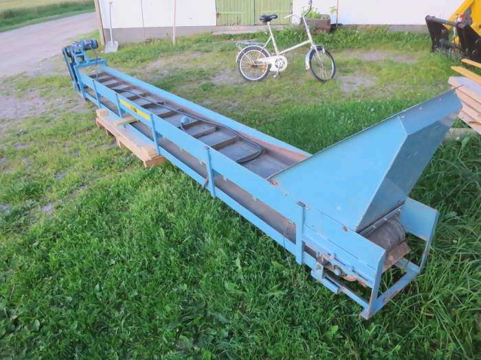 4154 EMVE conveyor 5000x350 mm