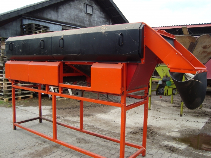 4195 EKKO screen grader 3 sizes