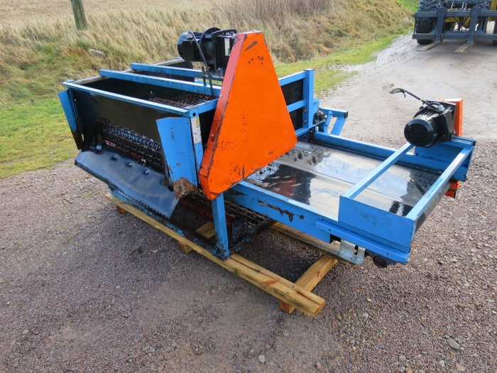 4217 EMVE screen grader 1200 mm