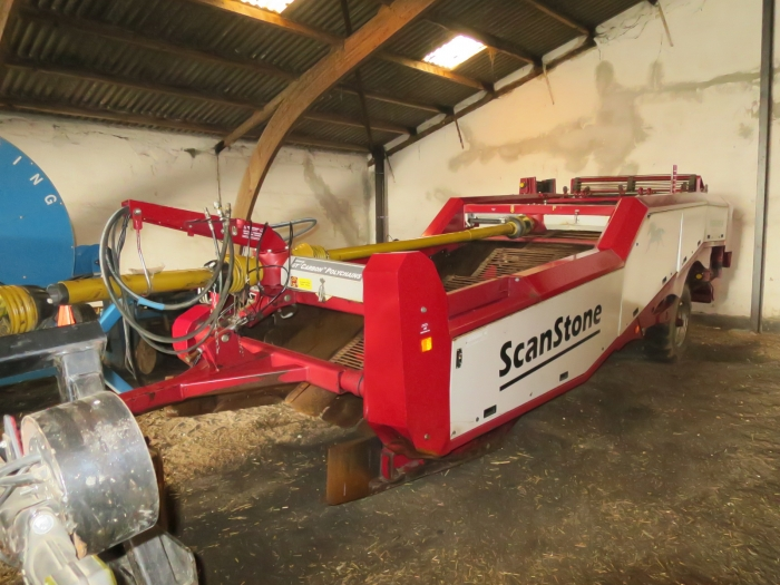 4280 Scanstone Destoner 1500 mm