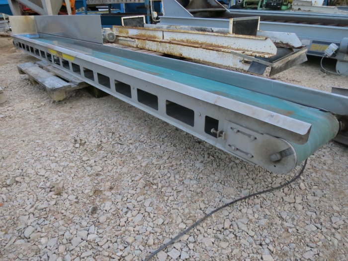 4303 EMVE plain conveyor 4500x350 mm
