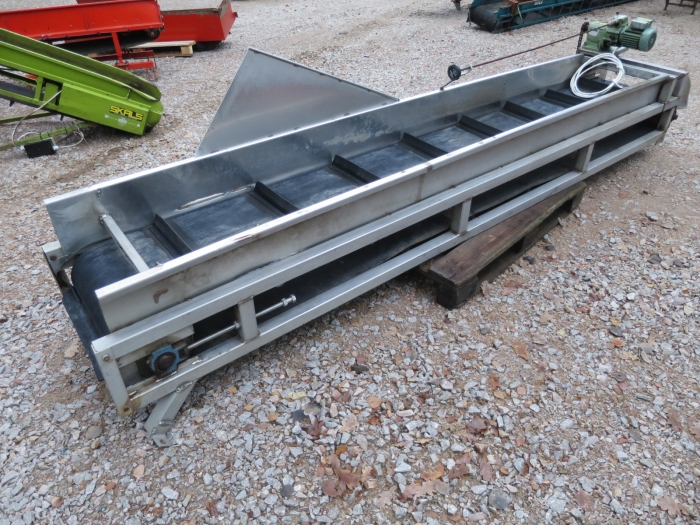 4476 Elevator 3500x500 mm STAINLESS STEEL
