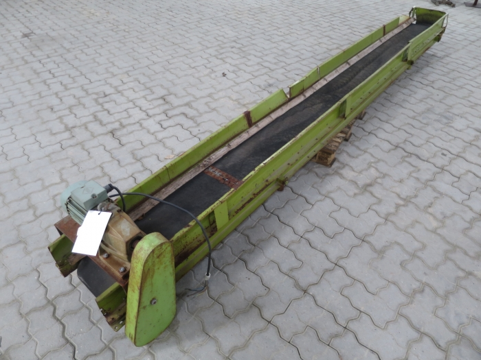 4499 SKALS conveyor 4100x300 mm