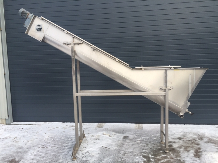 4562 Limas Screw conveyor 3000x250 mm