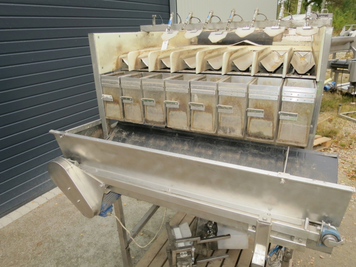 4703 Newtec 2000 weigher with cross web